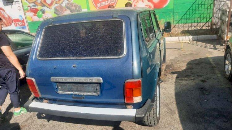 Прикрывавшихся продажей автозапчастей угонщиков разоблачили в Алматы