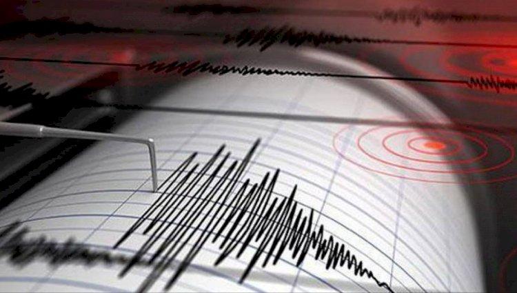 Землетрясение произошло в 122 километрах от Алматы