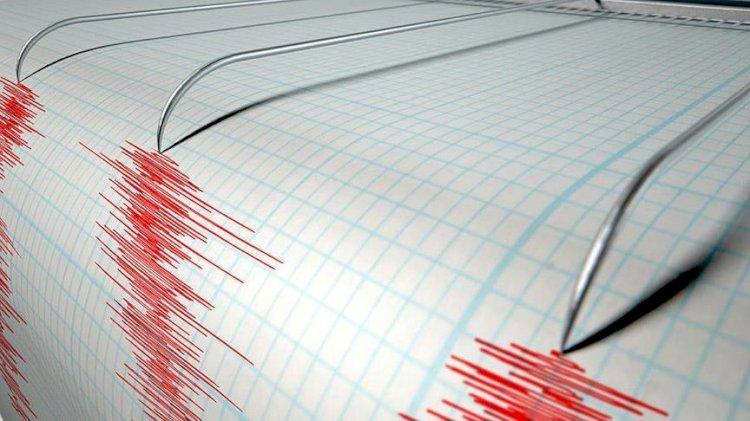 Землетрясение произошло в 133 километрах от Алматы