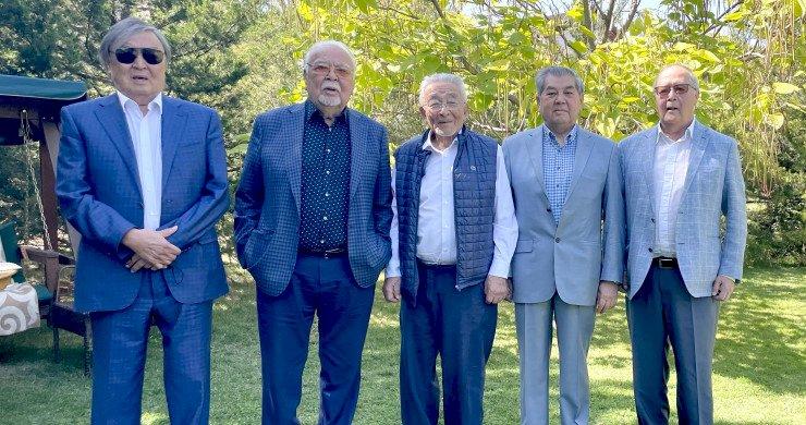 Названы лауреаты премии Международного фонда Торегельды Шарманова