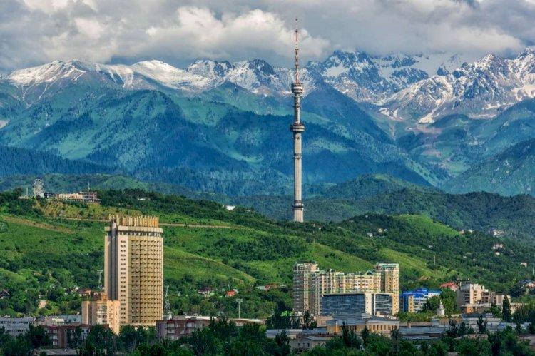 Аида Балаева поздравила алматинцев с Днем города