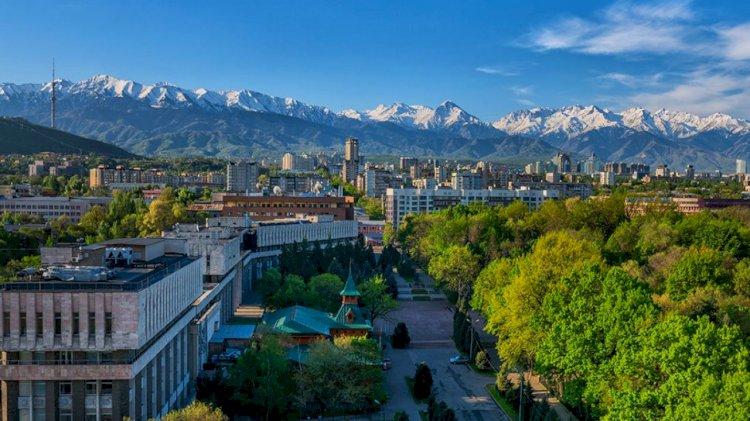 Алматы – город с многовековой историей и энергией молодости