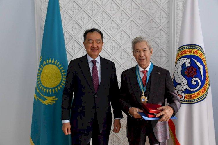 Нусипжан Нургали: Алматинцы – главная ценность нашего города