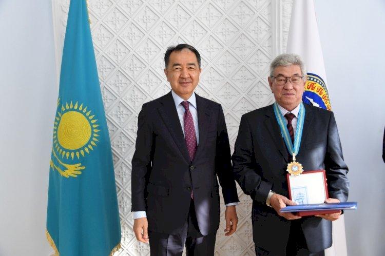 Тохтар Ералиев: Алматы – город замечательных людей