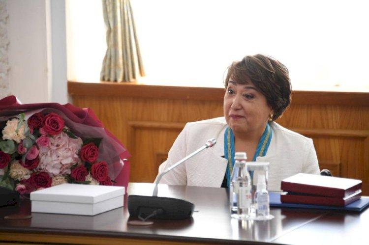 Ляззат Калтаева: Роль НПО в обществе имеет особую актуальность