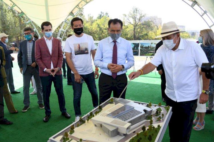 В Алматы формируется новое творческое пространство