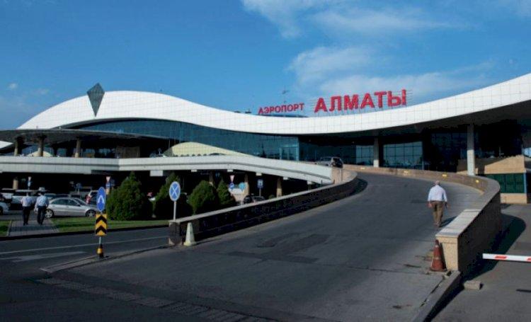 Аэропорт Алматы проводит плановые учения