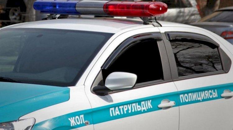 Отработка по неплательщикам штрафов за нарушения ПДД началась в Алматы