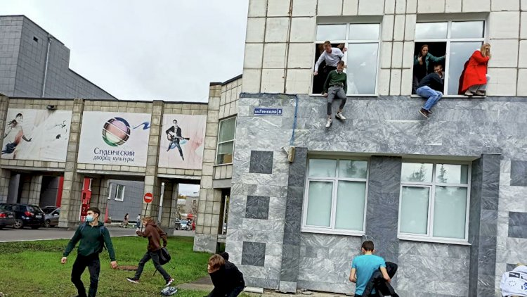Восемь человек погибли при вооруженном нападении на Пермский госуниверситет