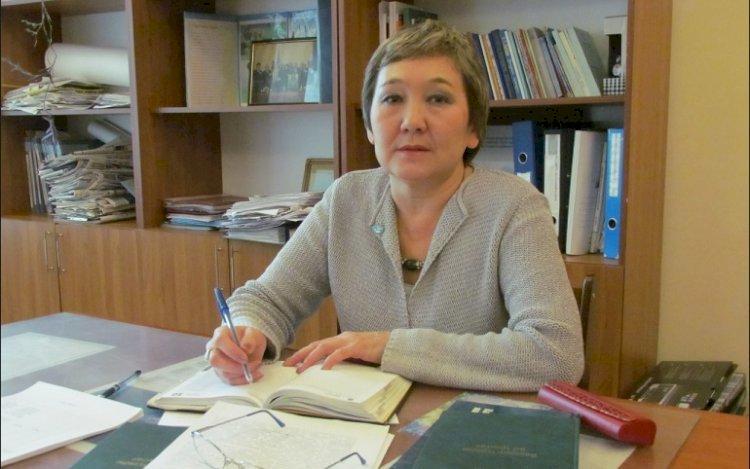 Закиш Садвокасова: Независимый Казахстан и утопический коммунизм