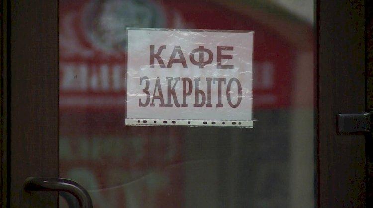 Кафе продолжают нарушать карантин в Алматы