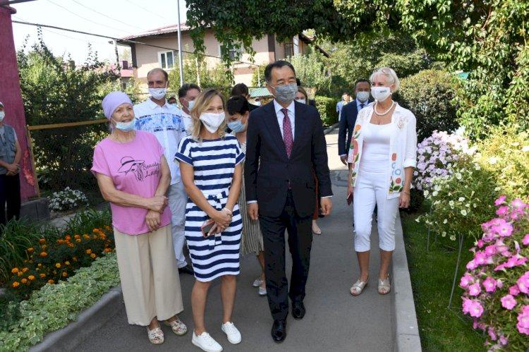 В Алматы подвели итоги конкурса на лучшее озеленение дворовых территорий