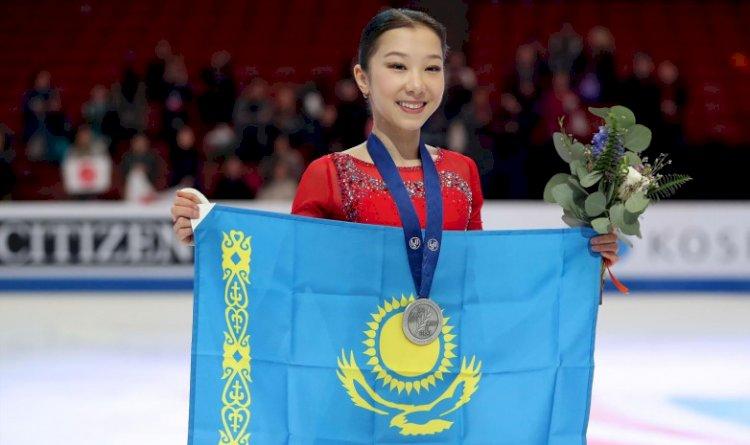 Элизабет Турсынбаева объявила о завершении спортивной карьеры