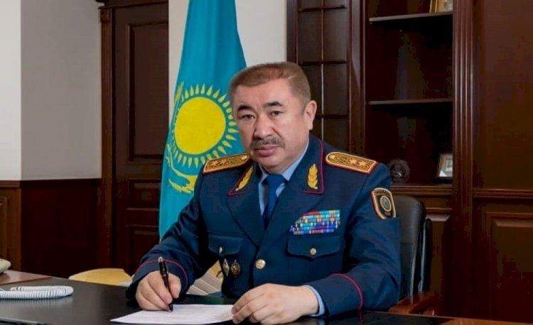 Ерлан Тургумбаев выразил соболезнования семьям погибших полицейских