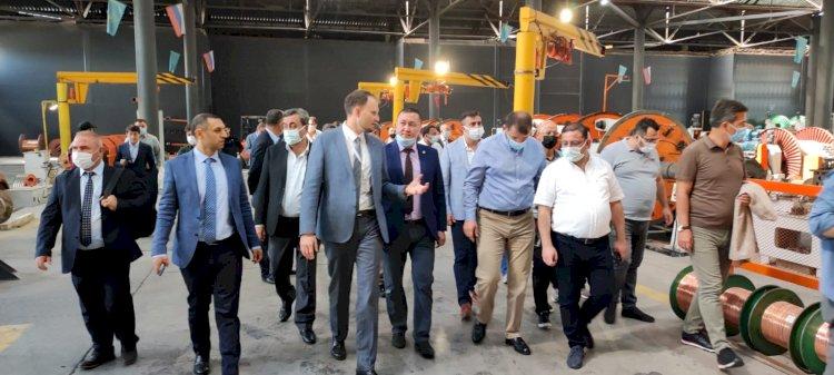 В Алматы планируют построить завод по оцинковке металла