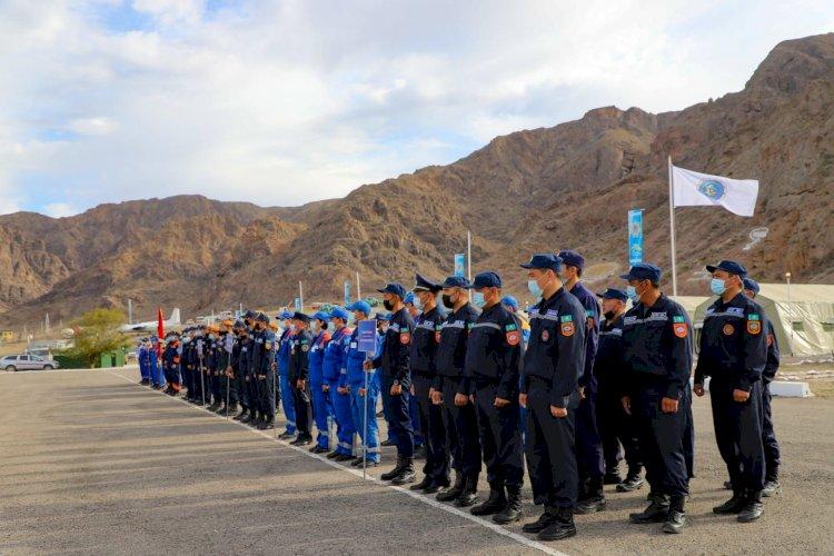 Cоревнования «Казспас-2021» начались в Казахстане