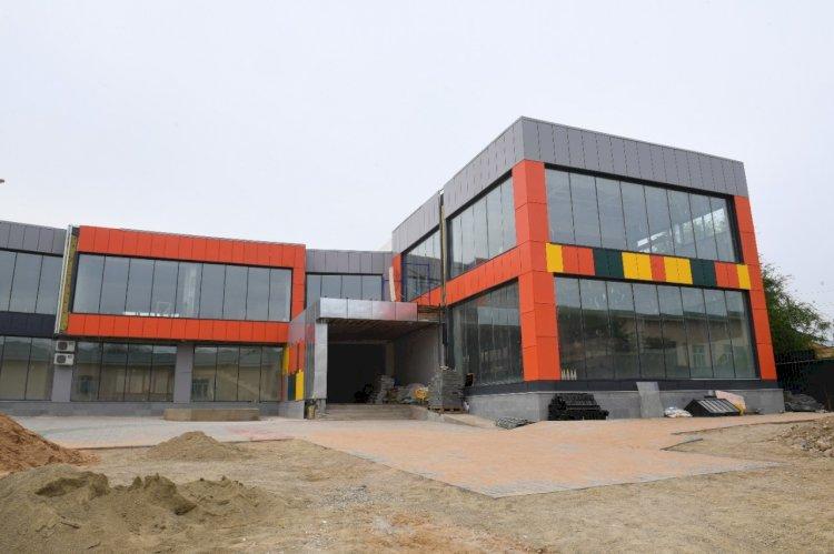 Бакытжан Сагинтаев поручил не снижать темпы строительства школ в Алматы