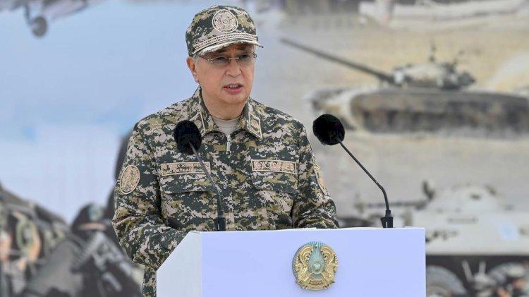 Президент утвердил новую Концепцию развития Вооруженных сил РК
