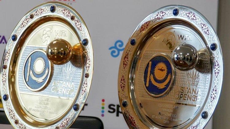 Определились соперницы казахстанских теннисисток на Astana Open WTA 250
