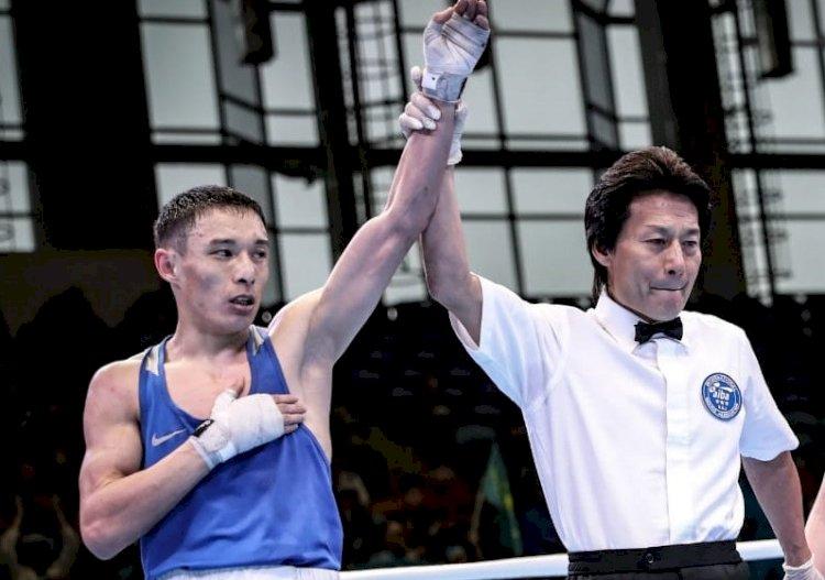 На ЧМ по боксу среди военнослужащих Казахстан завоевал семь медалей