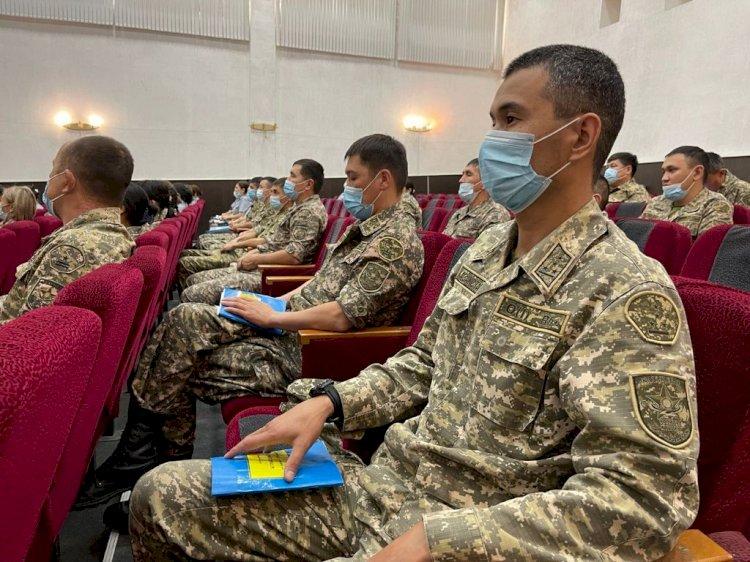 Военные медики поддержали Послание Президента страны