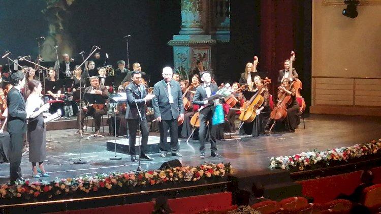 Гран-при международного конкурса вокалистов удостоился молодой исполнитель из Алматы