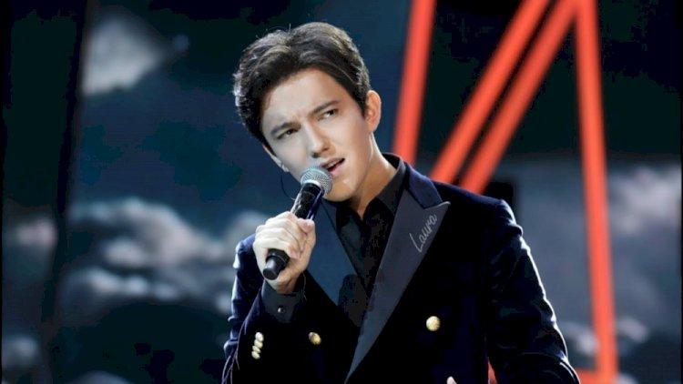 Димаш Кудайберген стал участником реалити-шоу в Китае