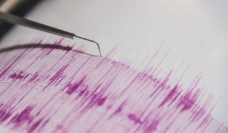 Землетрясение произошло в 532 километрах от Алматы