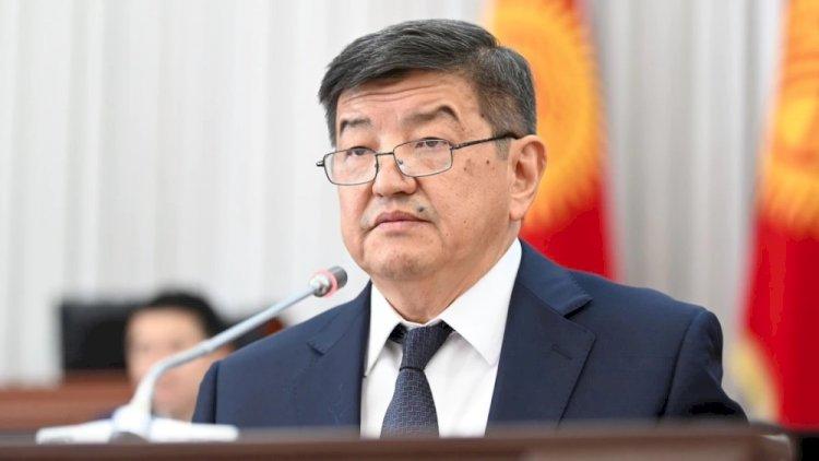 Правительство Кыргызстана возглавил Акылбек Жапаров