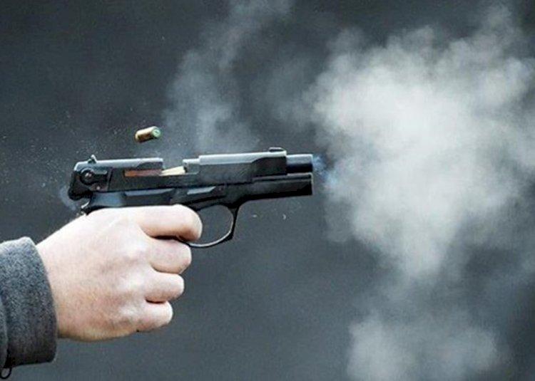 Мужчину расстреляли из пистолета у магазина в Жаркенте
